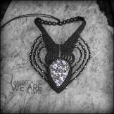 collier jaspe macrame jasper neckace kaprisc jewelry 2014 (8)