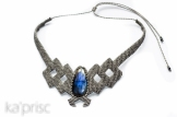 collier labradorite macrame necklace (24)