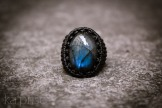bague labradorite macrame ring sept 2013 (10)