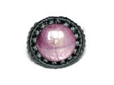 bague rubi star macrame ring (1)
