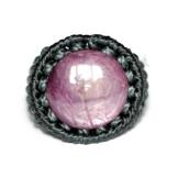 bague rubi star macrame ring (1)