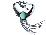 collier jade macrame necklace (10)