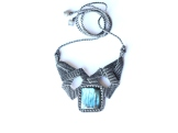 collier labradorite macrame necklace (12)