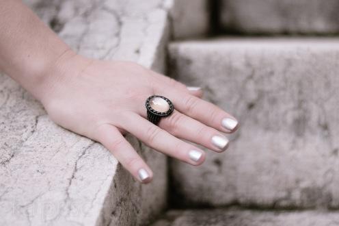 bague moonstone pierre lune macrame ring (10)
