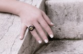 bague opal mexique macrame ring (5)