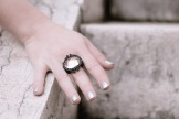 bague quartz macrame ring (5)