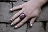 bague rubis macrame ring (5)