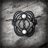 bracelet perle macrame pearl kaprisc 2014 (5)